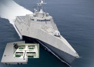 Shipboard Installation
